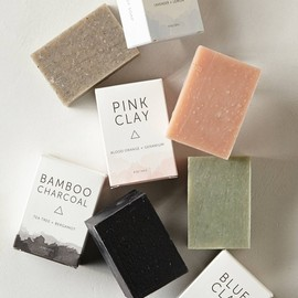 Anthropologie - Herbivore Botanicals Clay Soap Bar