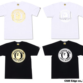 A BATHING APE - BUSY WORKS TEE