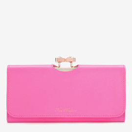 Ted Baker - CALEENA Bow leather matinee