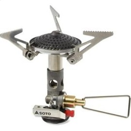 SOTO - Micro Regulator Stove SOD-300