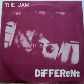 THE JAM - DIFFERENT