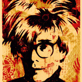 OBEY - Andy Warhol