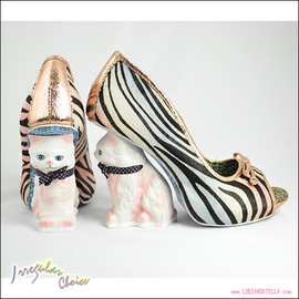 Irregular Choice - PAW PRINT