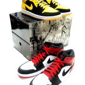 NIKE - AIR JORDAN 1 RETRO BMP