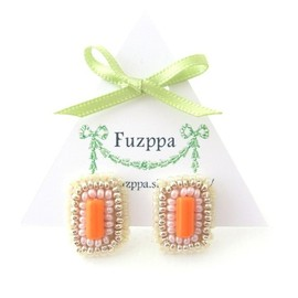 Fuzppa - Tiny Tiny - Brick Orange