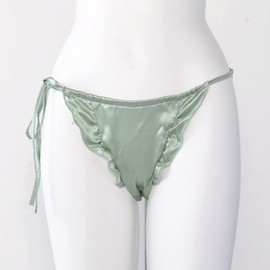 puntoe - string shorts (green)