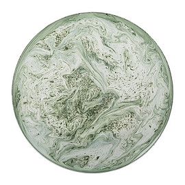 HAY - HAY Soft Ice Plate Green