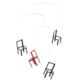Flensted Mobiles - Flying chairs