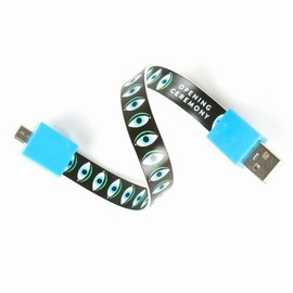 Mohzy x Opening Ceremony - Eye iPhone 4 USB Bracelet
