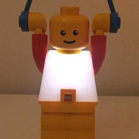 LEGO - Lantern (Red × Yellow)