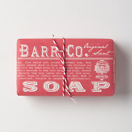 Barr-Co. - Soap Bar