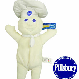 doughboy doll (soft material )