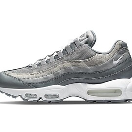 NIKE - Air Max 95 medium grey cool grey