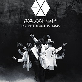 EXO - EXO FROM. EXOPLANET#1 - THE LOST PLANET IN JAPAN (Blu-ray Disc)