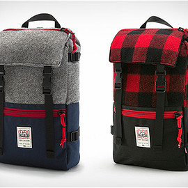 TOPO DESIGNS - TOPO DESIGNS X WOOLRICH ROVER PACK