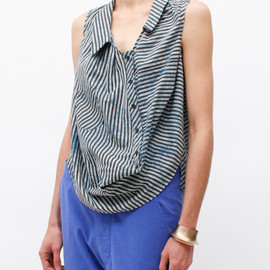 Rachel Comey - Jasper Top- Block Stripe