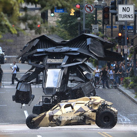 THE BAT (The Dark Knight Rises)
