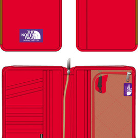 ほぼ日刊イトイ新聞 - ほぼ日手帳2014 THE NORTH FACE PURPLE LABEL x HOBONICHI 「FIELD PACK」