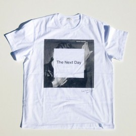 David Bowie - The Next Day - T Shirt By Paul Smith