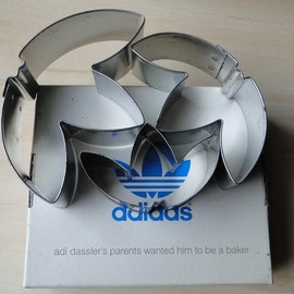 adidas - adidas cookie cutter