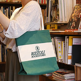 RIZZOLI BOOK STORES - トートバッグ