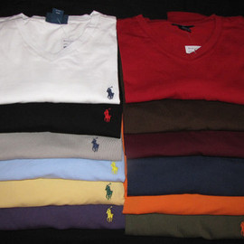 Polo Ralph Lauren - V-Neck T-shirt