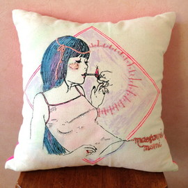 "maegamimami - cushion "" dream and wake """