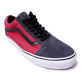 VANS - OLD SKOOL (Dark Shadow/Chili Pepper/Black)