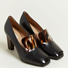 Dries Van Noten - ■DRIES VAN NOTEN■High Vamp Shoes From AW 12