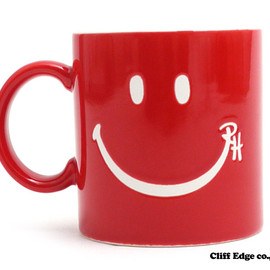 RonHerman - SMILEMUG(マグカップ)RED290-002877-013x【新品】