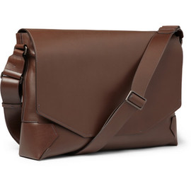 Lanvin - Lanvin Origami Leather Messenger Bag