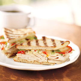 Starbucks® - Chicken Santa Fe Panini