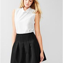 GAP - Pleated skirt