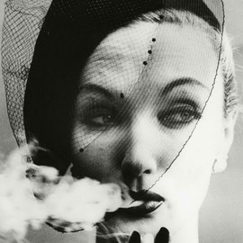 William Klein - Smoke & Veil
