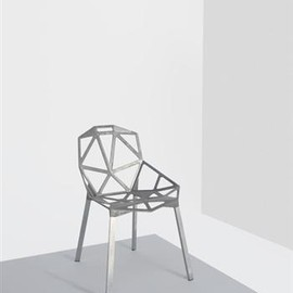 CHAIR_ONE (concrete base) / Konstantin Grcic