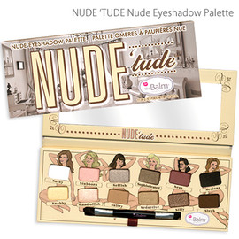 The Balm - Nude'Tude Palette Naighty Version