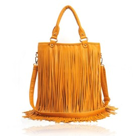alanat - Fashion Long Tassel Shoulder Bag for Women