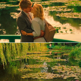 Giverny - Midnight in Paris