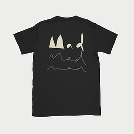 """Mad"" - Unisex Short Sleeve T-Shirt."