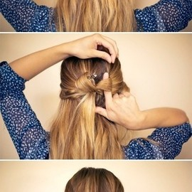 Cute, Simple HAIR STYLE!!