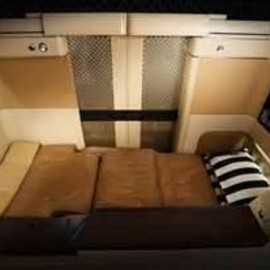 Etihad - Etihad First Class Seat: voted 2012 best first class in the world