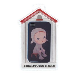 HOW2WORK, YOSHITOMO NARA - iPhone case