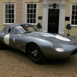 Jaguar - E-Type I-Series Low Drag Coupe 1962