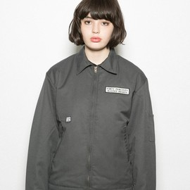 FORTY PERCENTS AGAINST RIGHTS - INSTITUTION/DRIZZLER JACKET