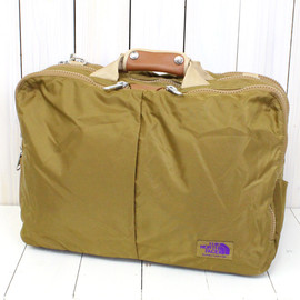 THE NORTH FACE PURPLE LABEL - THE NORTH FACE PURPLE LABEL『3Way Bag』(Gold)
