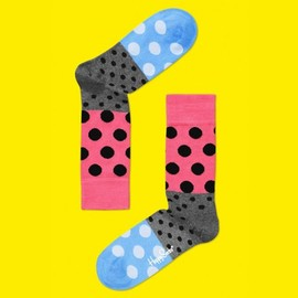 Happy Socks - Dots Split