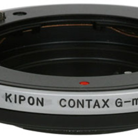 KIPON - CONTAX G - m4/3 mount adaptor