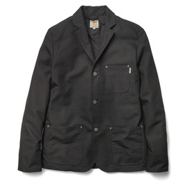 L/S Kyoto Shirt - Blue (Stone Washed)