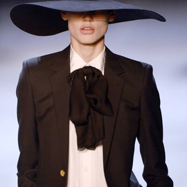 Yves Saint Laurent - Hedi Slimane's First YSL collection