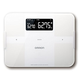 OMRON - オムロン 体重体組成計 OMRON connect対応 HBF-256T-W
